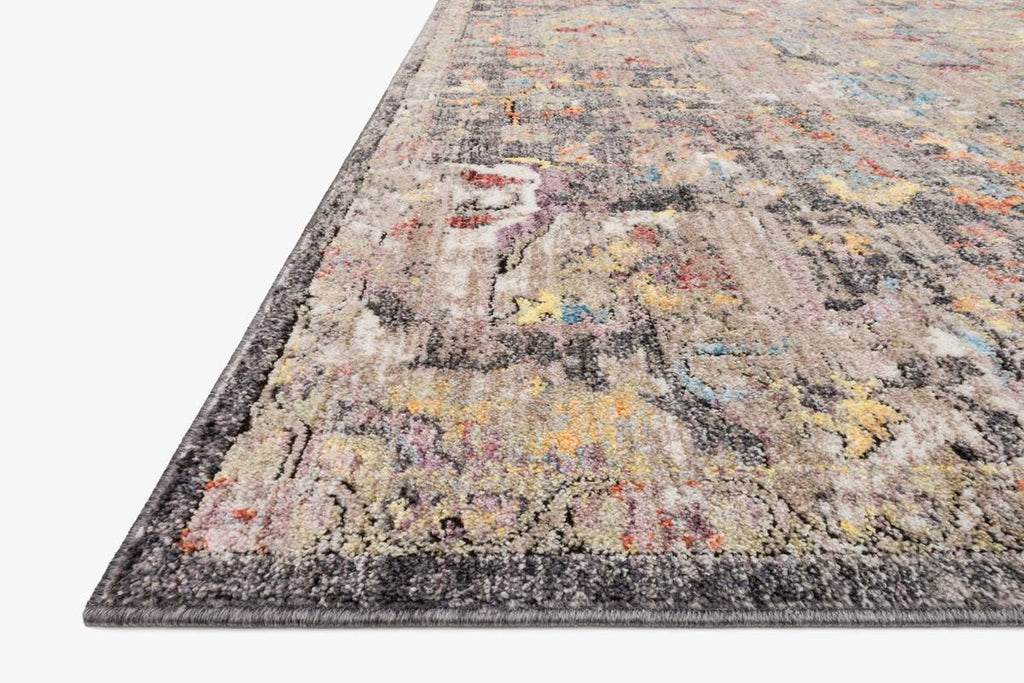 MEDUSA Collection Rug  in  CHARCOAL / FIESTA
