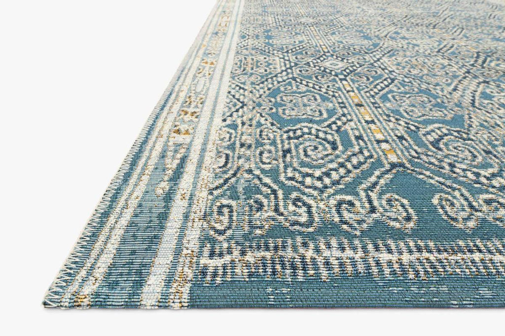MIKA Collection Rug in OCEAN