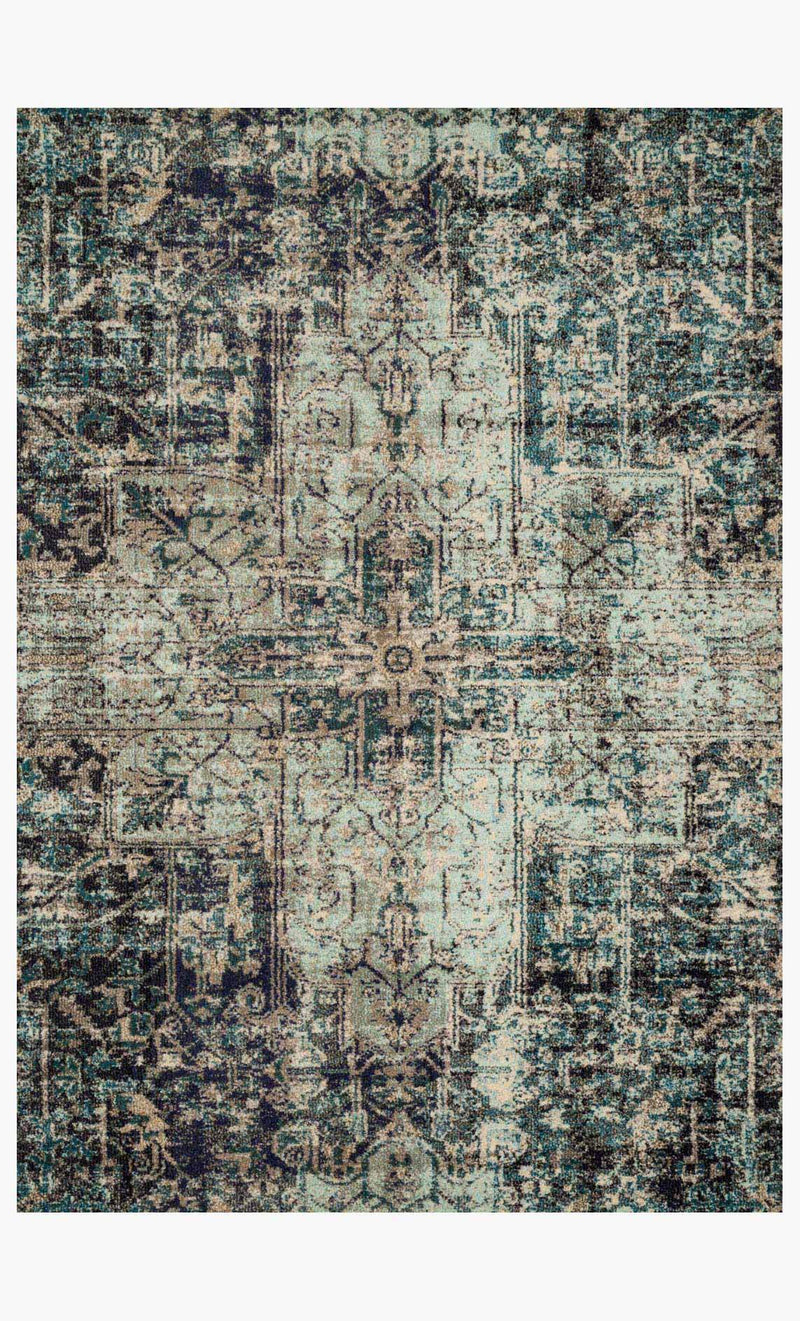 HYGGE Collection Wool Rug  in  GREY / MIST