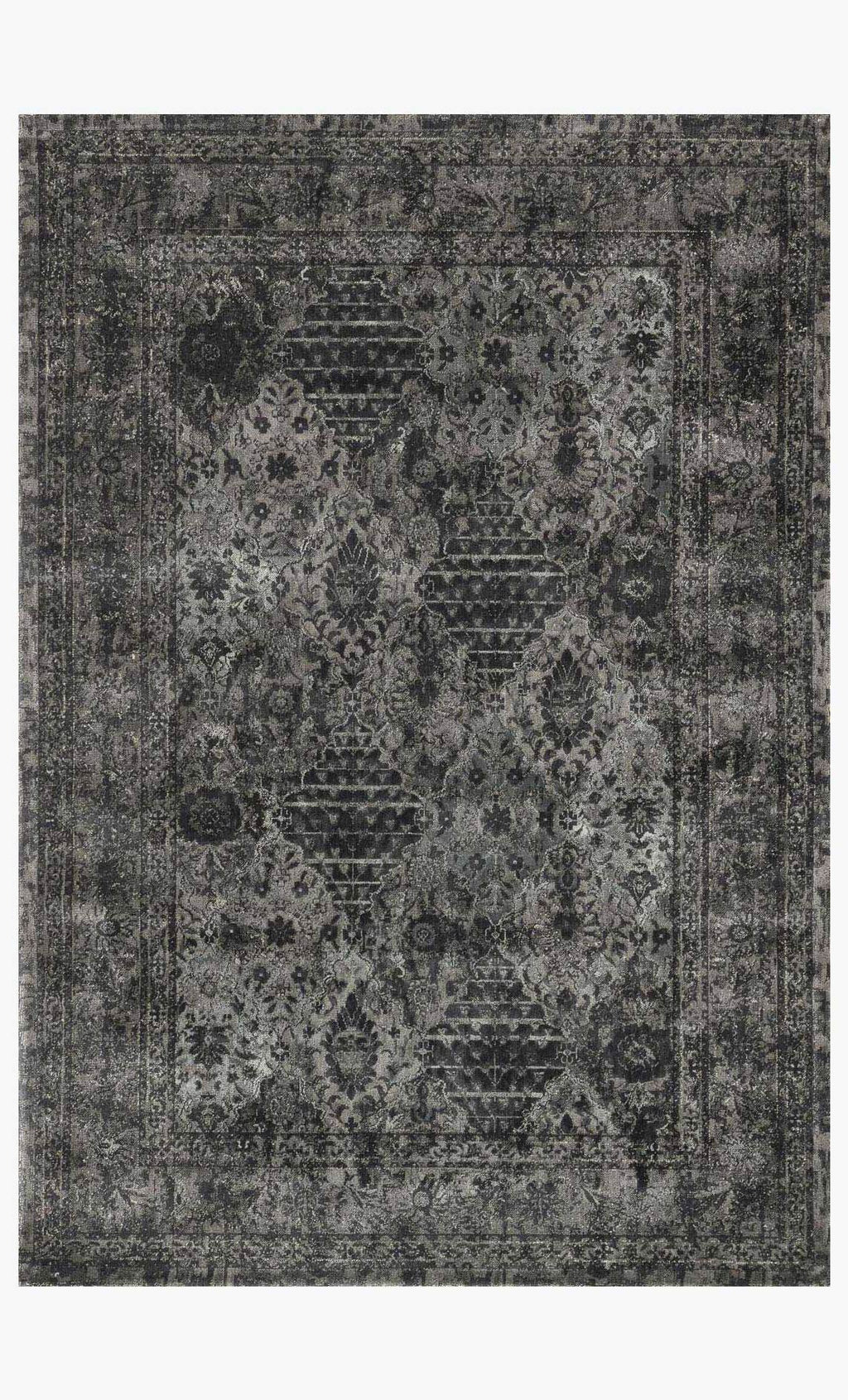 NYLA Collection Rug in IRON