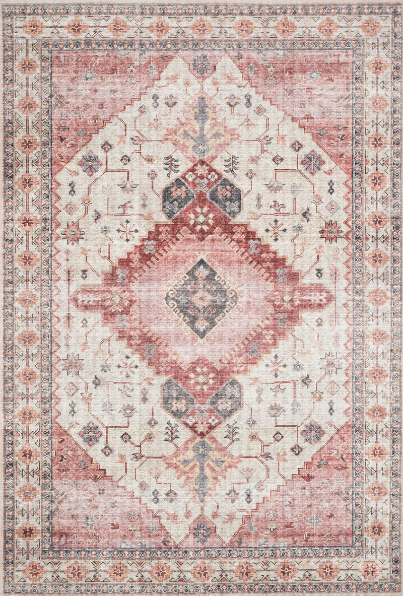 PATINA Collection Rug  in  SKY / STONE