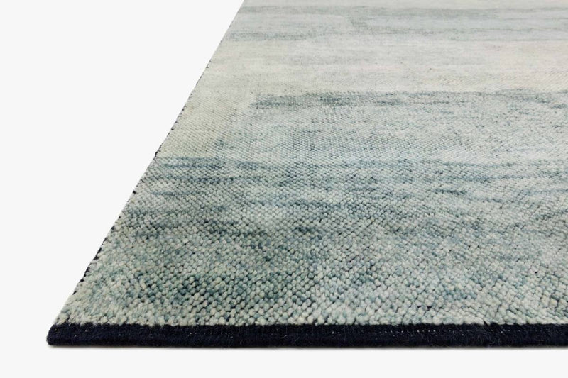 Sumi Collection Rug in Ocean