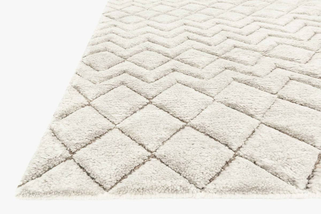 TANZANIA/HEMINGWAY Collection Rug  in  STONE