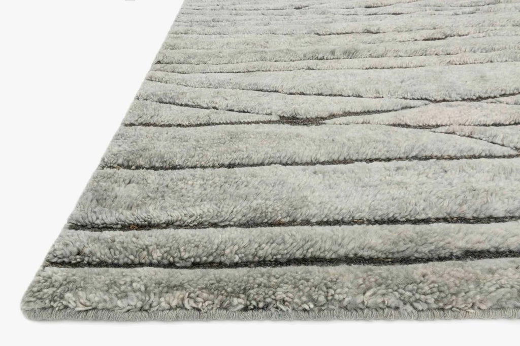 TANZANIA/HEMINGWAY Collection Rug  in  MIST