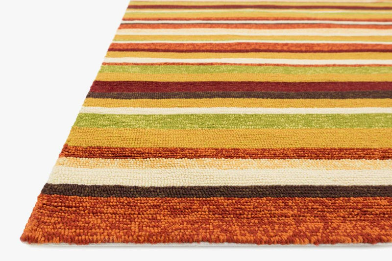 VENICE BEACH Collection Rug in SUNSET