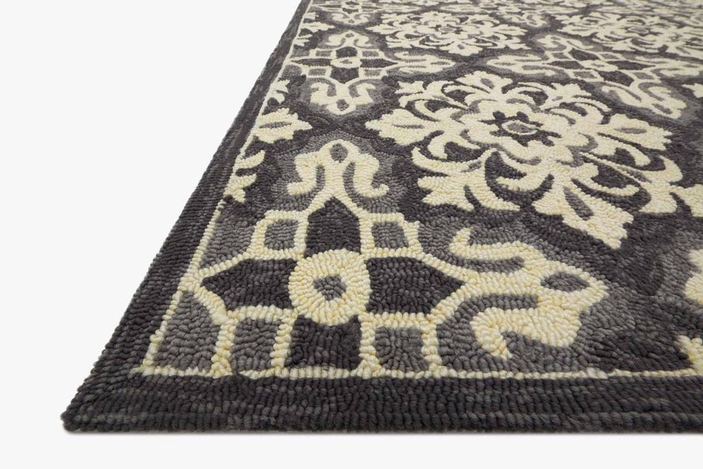 VENICE BEACH Collection Rug  in  IVORY / GREY
