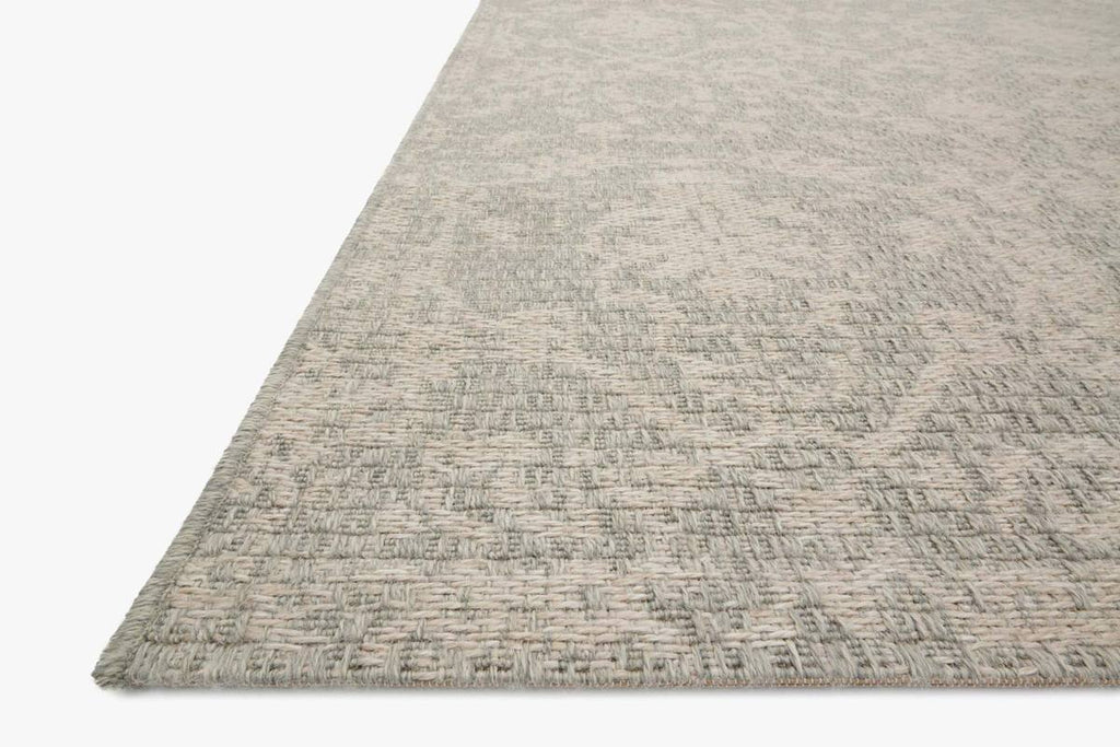 WARWICK Collection Rug in GREY / SILVER