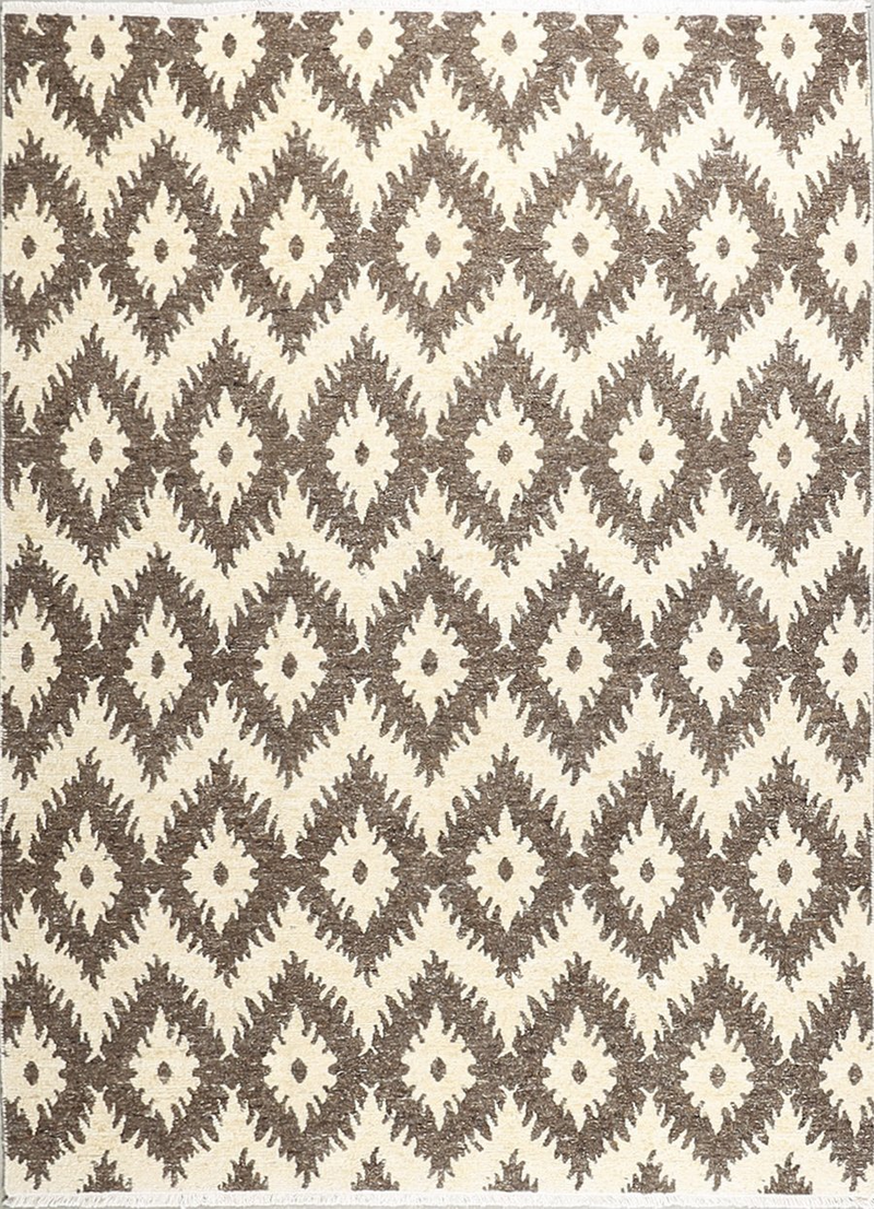 Sumakh Collection Rug in Beige Brown