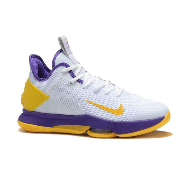 Nike Lebron Witness 4 'White-Purple'