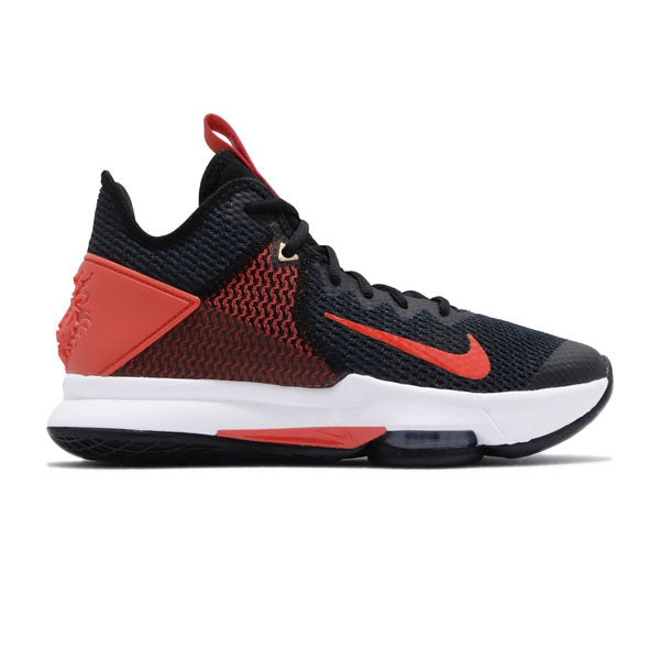 Nike Lebron Witness 4 'Bright Crimson'
