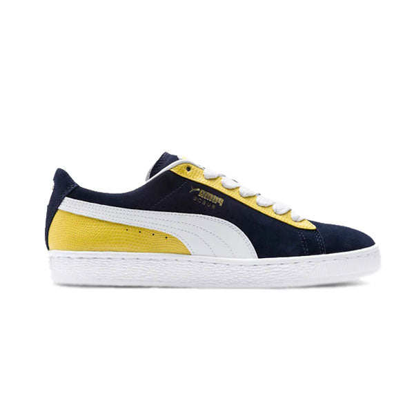 Puma Suede Classic 'Blue-Yellow'