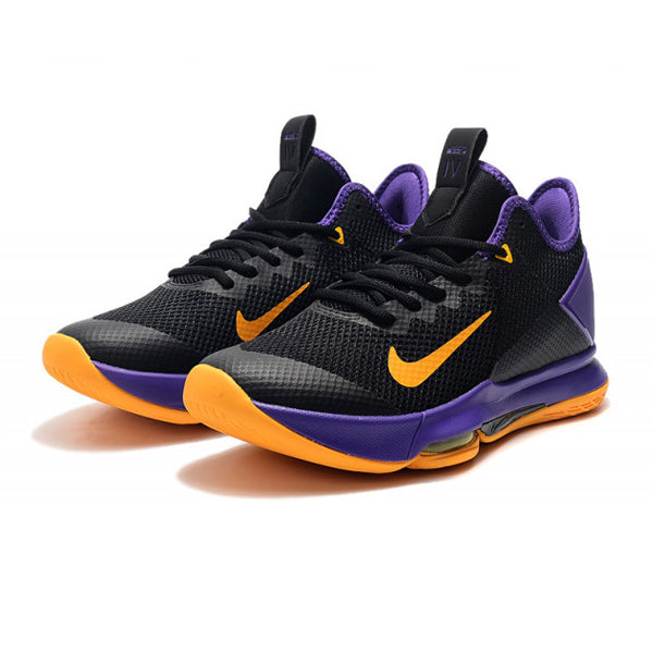 Nike Lebron Witness 4 'Black Purple'