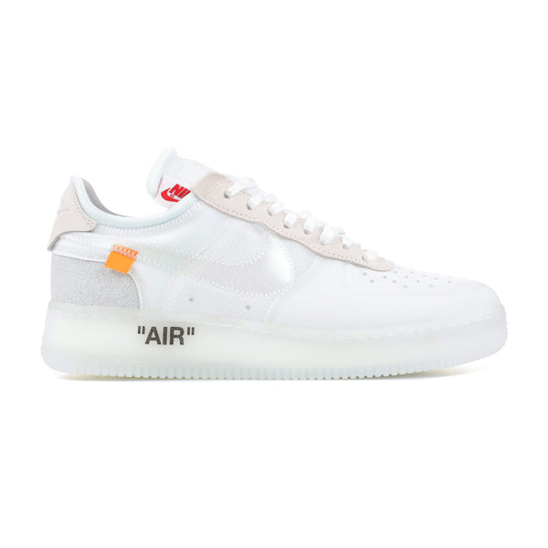 Off White x Nike Air Force 1 Low 'White'