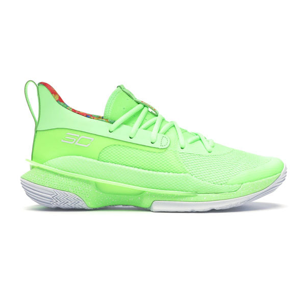Under Armour Curry 7 'Sour Patch Lime'