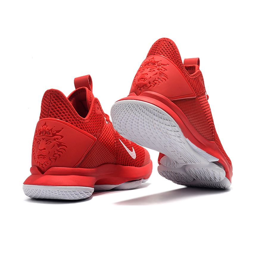 Nike Lebron Witness 4 'University Red'
