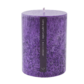 Granite Pillar Purple-Blackcurrant Medium (50hrs Burn time)