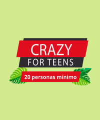 CRAZY FOR TEENS