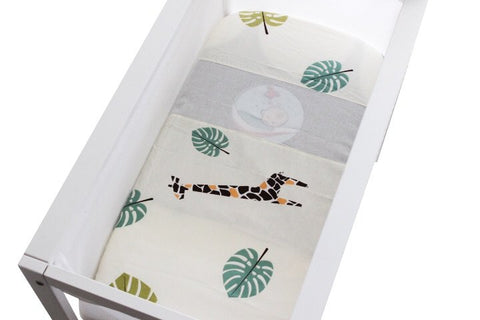 Dream Safari Bassinet Sheet