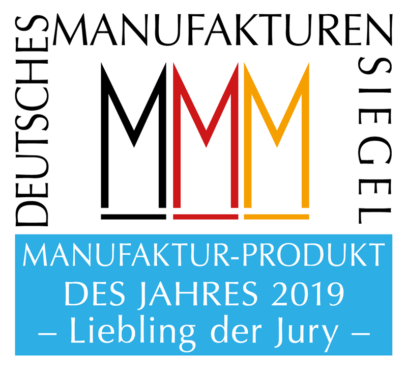 winner of german manufacturer prize 2019