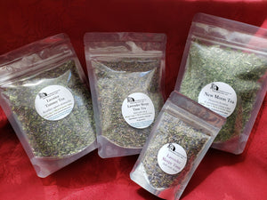 Herbal Teas - Large bag-4 oz