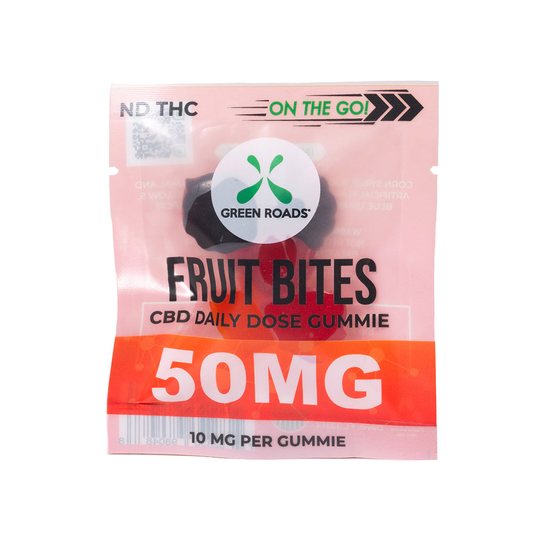 50 MG Fruit Bites