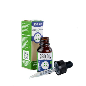 250 MG CBD Oil