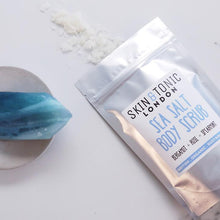 Load image into Gallery viewer, Skin And Tonic London – Sea Salt Body Scrub