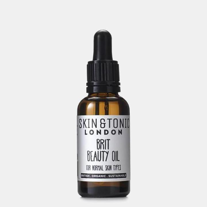 Skin And Tonic London – Brit Beauty Oil