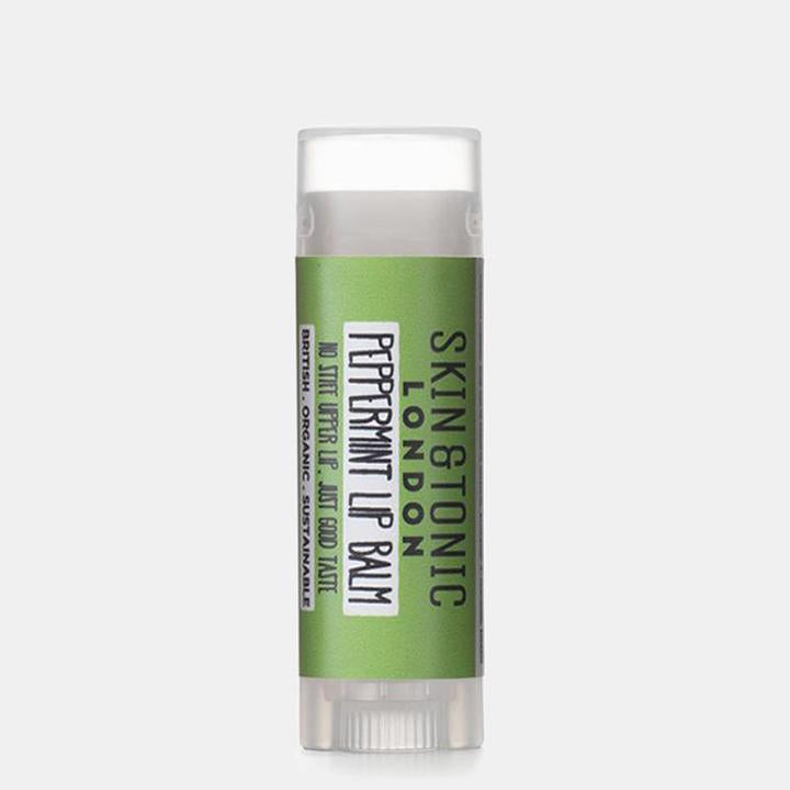 Skin And Tonic London – Peppermint Lip Balm