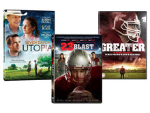Load image into Gallery viewer, Buy All 3 Inspiring Sports Stories from Ocean Avenue Entertainment a 50% Discount