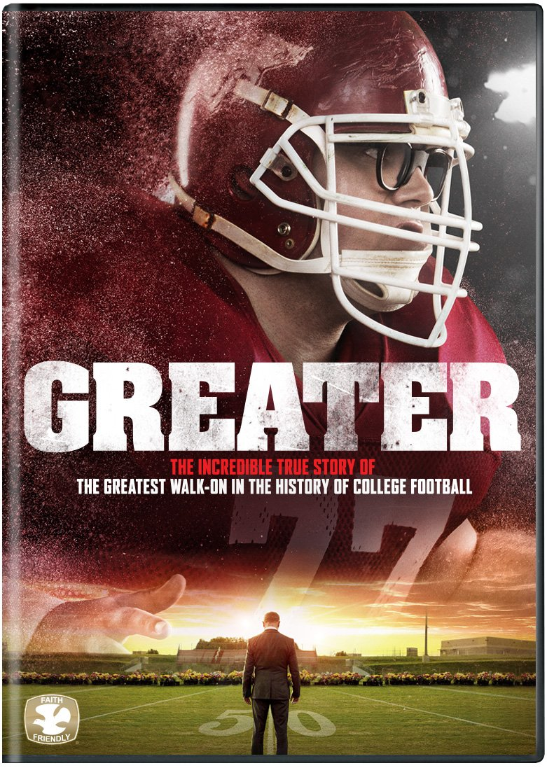 Get 35% Discount on GREATER DVD