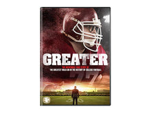 Load image into Gallery viewer, Get 35% Discount on GREATER DVD