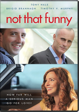 Not That Funny - DVD