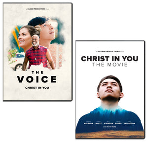 Christ In You: The Voice & The Movie - DVD 2-Pack