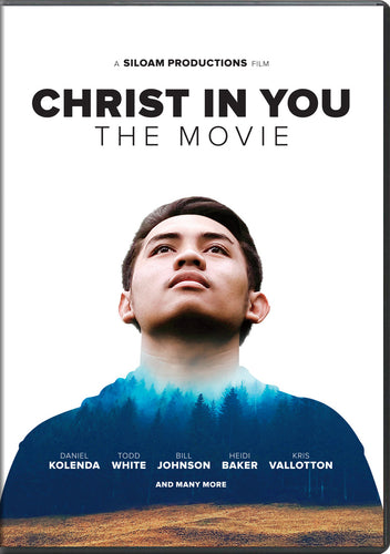 Christ In You: The Movie - DVD