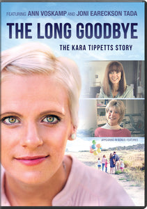 The Long Goodbye The Kara Tippetts Story - DVD