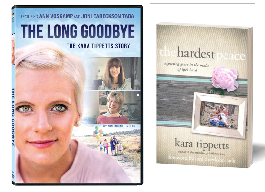 Buy THE LONG GOODBYE DVD and get THE HARDEST PEACE book for only $5!