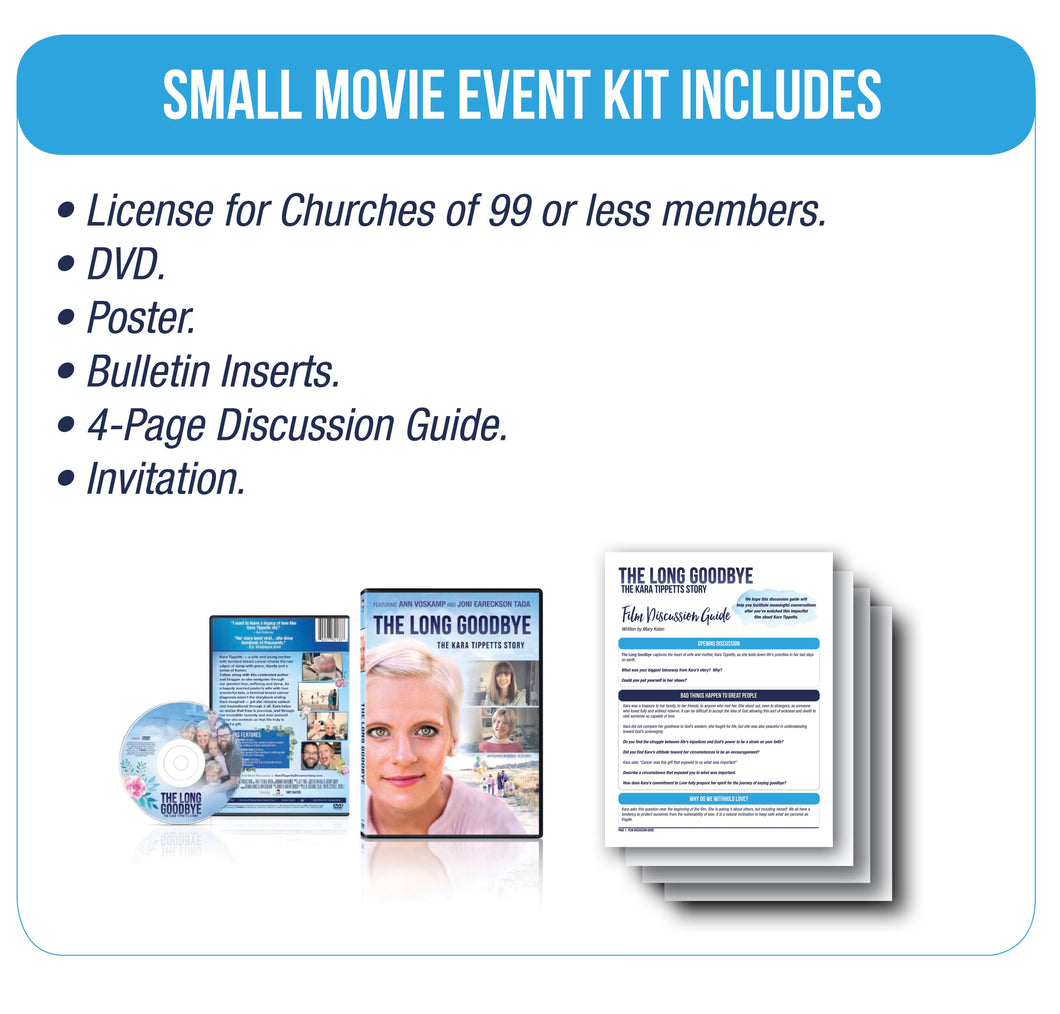 Church Licensing Package (Churches of 99 or less)