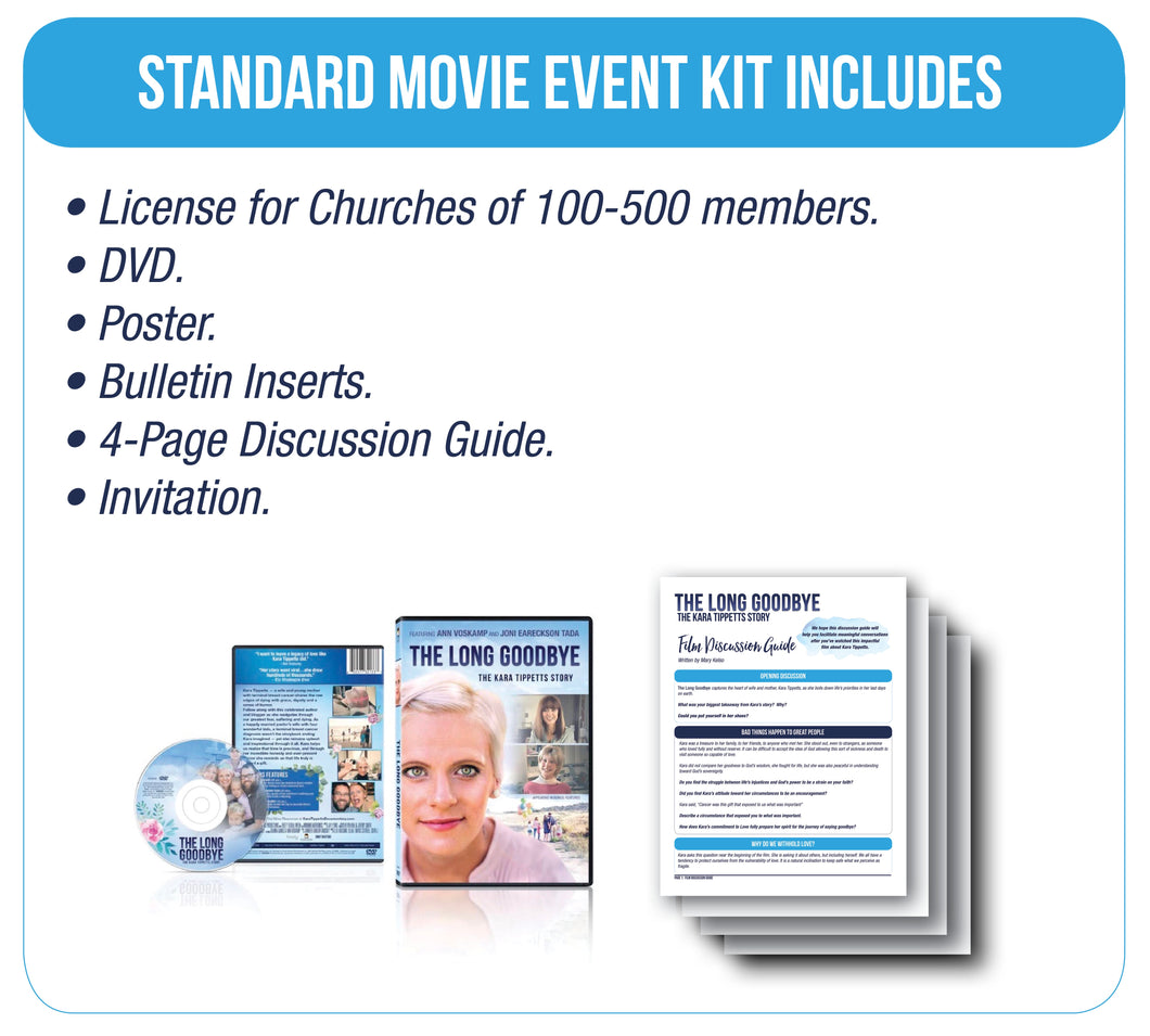 Church Licensing Package (Churches of 100 to 499)