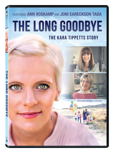 Get 1 FREE DVD of THE LONG GOODBYE when you buy 3 to give to your friends.
