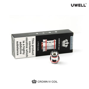 Uwell Crown 4 Mesh Coils (0.23Ω) 4-pack