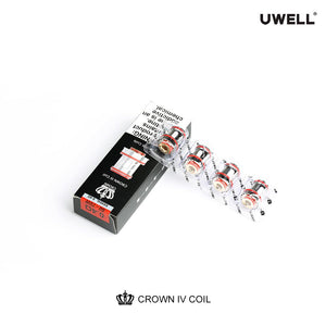 Uwell Crown 4 Coils (0.4Ω) 4-pack