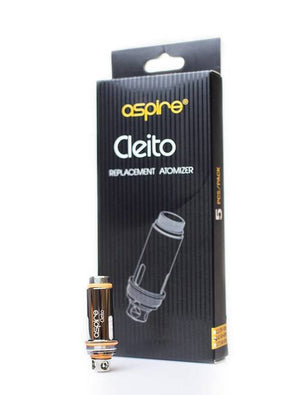 Aspire Cleito Coils (0.4Ω) 5-Pack