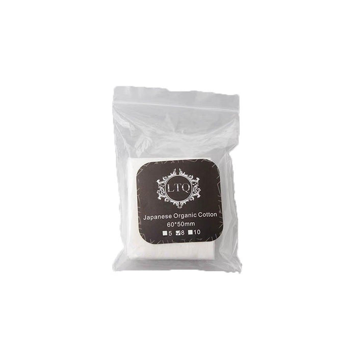LTQ Vaper Japanese Organic Cotton