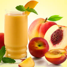 eastcoast vapor e-liquid peach smoothie
