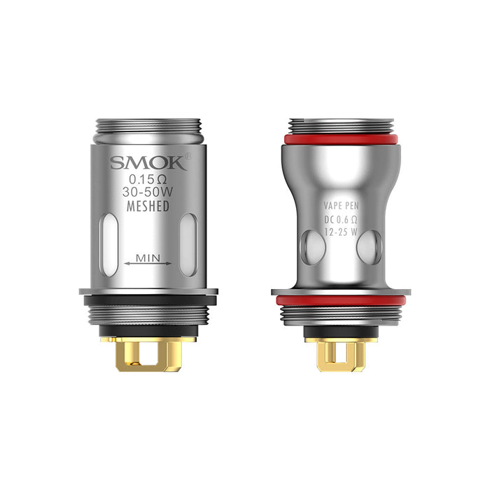 SMOK VAPE PEN V2 REPLACEMENT COIL Meshed .15ohms - 5 PACK