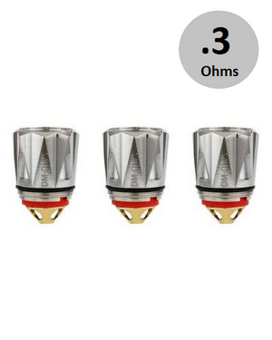 ijoy x3 coils (c2 .3ohms) 3 pack