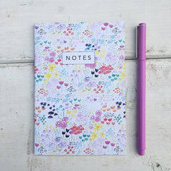 A6 notebooks