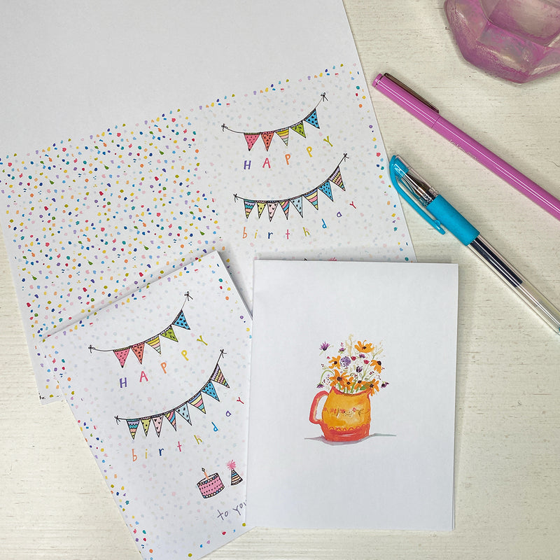 Happy Birthday To You free printable card