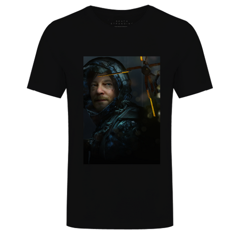 DEATH STRANDING Affiche de Sam Bridges T-Shirt